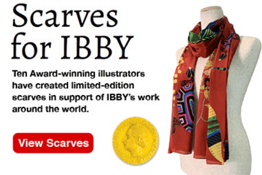 Scarves for IBBY