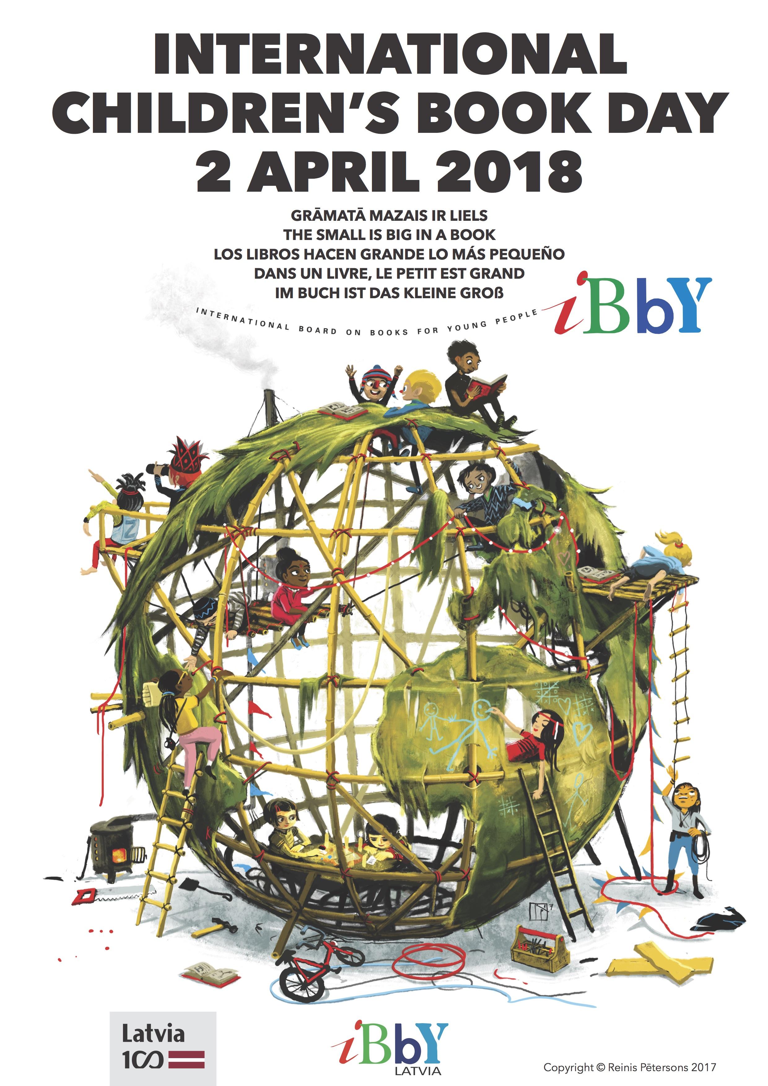 2018 Latvia Ibby Official Website